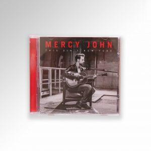 CD Mercy John – This Ain't New York