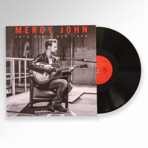 LP Mercy John – This Ain't New York