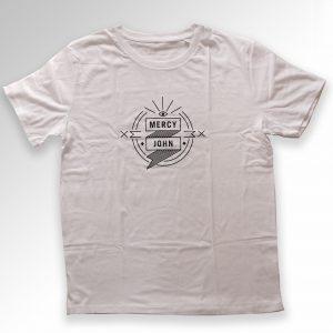Mercy John T-shirt men white