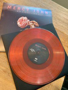Mercy John – Cruel Love vinyl